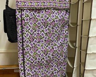 Vera Bradley Garment Bag Excellent condition!