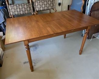 Amish Style Butterfly Table