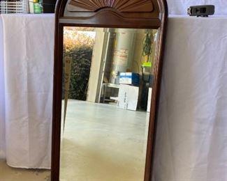 Classic Arch Top Mirror