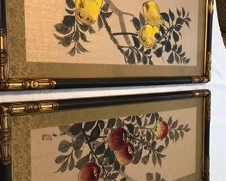 Shumpo Fruit Paintings