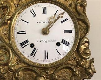 Pristine condition (All clocks serviced on 8/26/21)