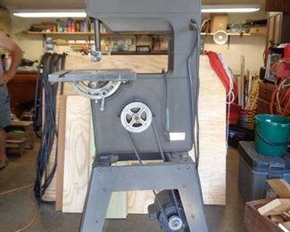 Craftsman 12 inch Band Saw-Sander