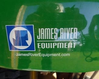 bought at James River Equipment in Toano