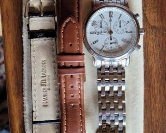 Maurice Lecroix watch...Will and Grace gift