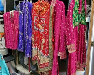 Bollywood costumes