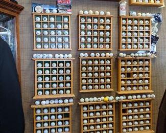 HUGE golf ball collection