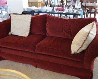 Ethan Allen sofas (2)