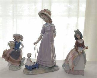 Lladro to figurines