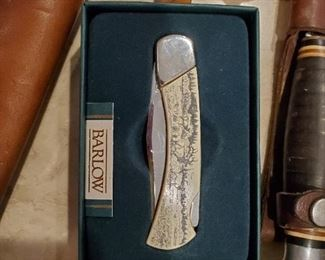 1 of several knives
