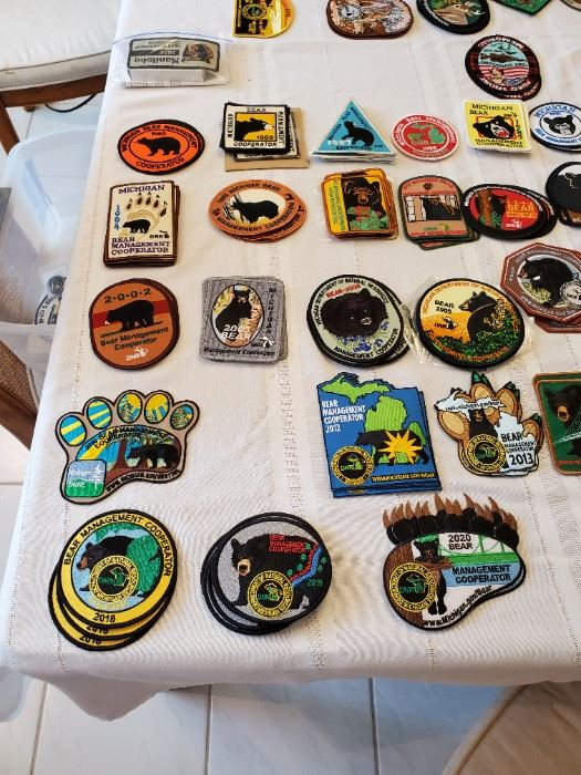 DNR  Patches