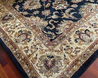 Great condition and colors! 8x11 rug.