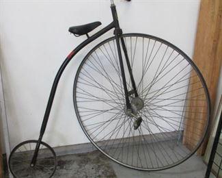 Bone Shaker High Wheel