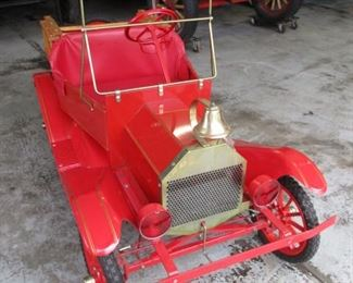 Shriners Fire Engine (Gas Engine)
