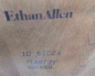 Ethan Allen Mark