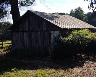 Entire Antique Barn