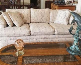 Elegant couch