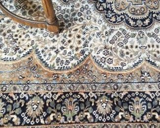 One of the many carpets