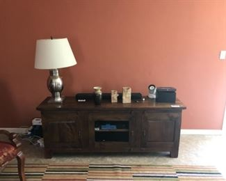 Tv stand.   Was $60 now $30.
