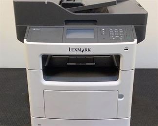 Located in: Chattanooga, TN Condition Refurbished MFG Lexmark Model XM1145 Power (V-A-W-P) 110-127V, 50/60Hz, 7.7A Black & White Printer Paper Jams When Going Through Feeder *Sold As Is Where Is*  SKU: B-9-2-R Tested-Works