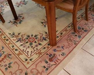 Nice room size rug