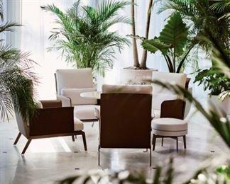 Antonio Citterio Flexform  Happy-hour lounge chairs Advertisement