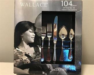Wallace flatware