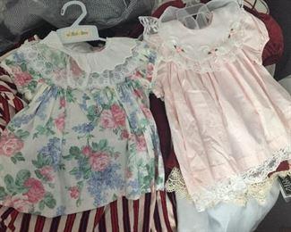 Nice girl's dresses.