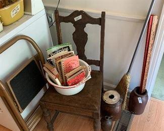 Cook books & crocks