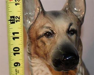 Royal Doulton German Shepherd figurine