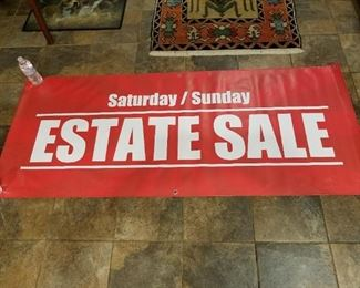 look for this 6 foot sign on the side of the building. Near Normandy Wine & Spirits off Normandy Center Drive.