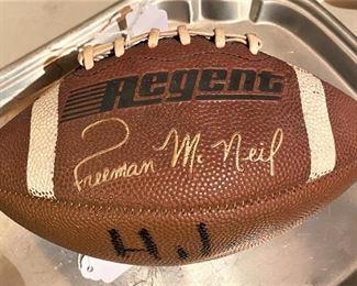 Freeman McNeil Football