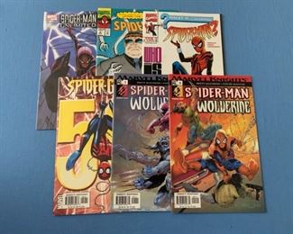 what if? #105 - 1st appearance of May Parker - Spider Girl. Book is in excellent condition!