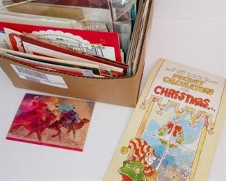 Huge Lot of Greeting Cards
