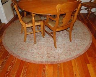 Magnolia Home Round Carpet