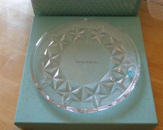 Tiffany Crystal $40