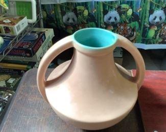 Coors Colorado Pottery Small 2 Handled Jug