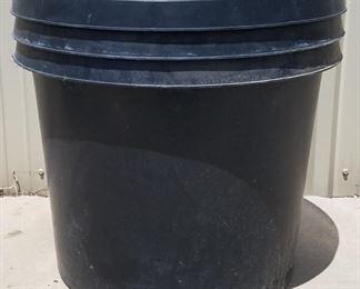 Gro Pro Premium 20 Gallon Plant/Nursery Pot (3)
