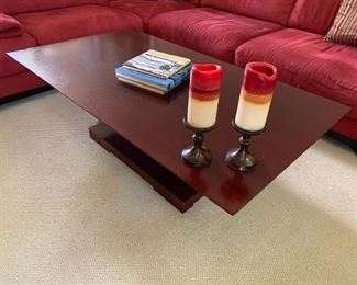 Bernhardt coffee table