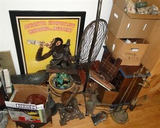 Vintage Poster and Miscellaneous