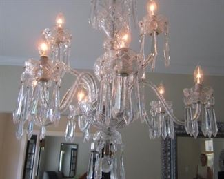 CHANDELIER BY WATERFORD