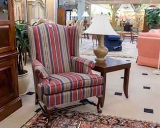 Ethan Allen wing back chairs - we have two