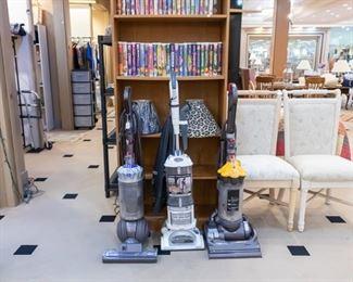 Dyson and Shark Vacuums