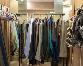 Men, women, and junior clothing