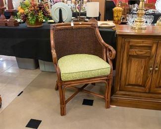 Rattan or Bamboo Chair