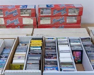 Baseball Card Collection - HUNDREDS