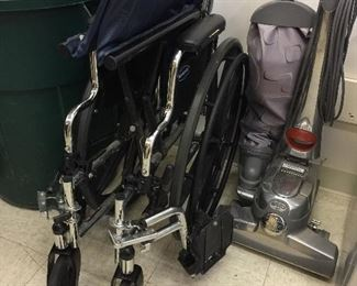 Tracer EX 2 wheel chair in good condition