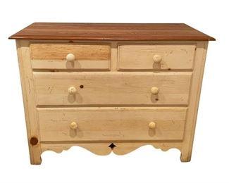 Ethan Allen Country Chest of Drawers