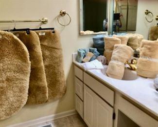 Bath Rugs, & Bath Towels