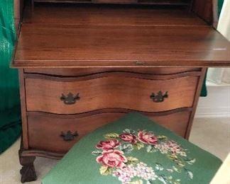 Governor Winthrop child's desk