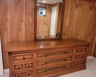 $75.00, Vintage Dresser